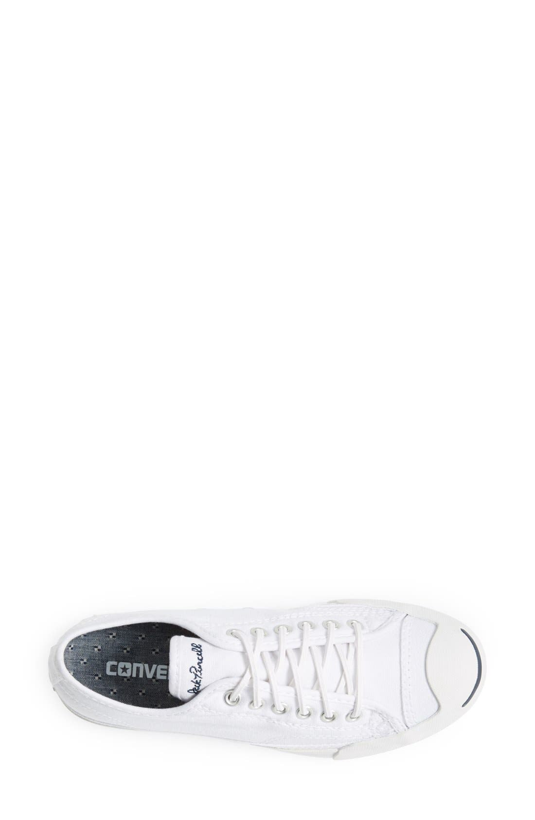 Alternate Image 4  - Converse Jack Purcell Low Top Sneaker (Women)