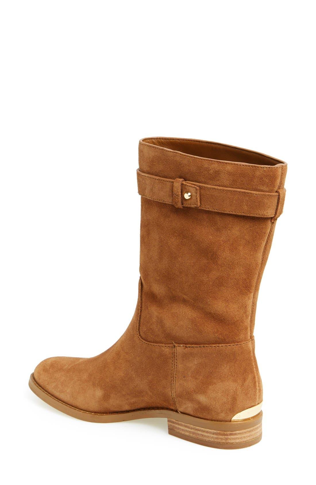 Alternate Image 2  - MICHAEL Michael Kors 'Rhea' Suede Boot (Women)