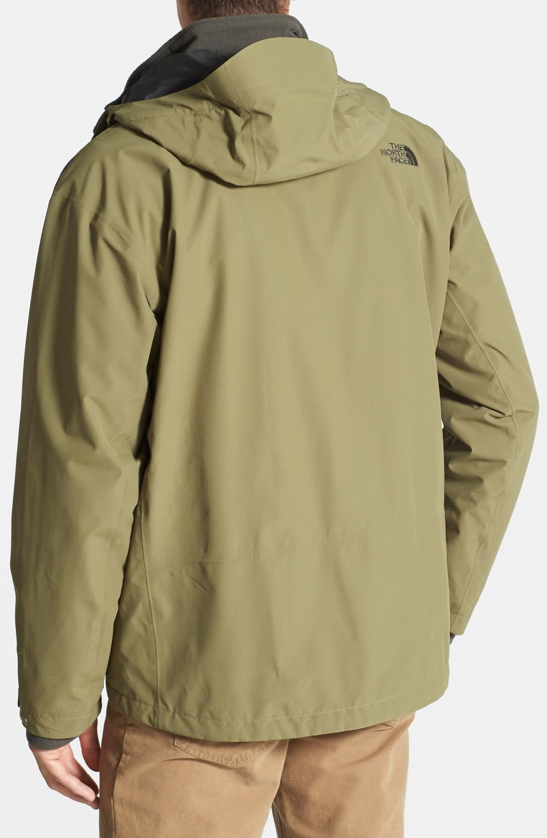 Alternate Image 2  - The North Face 'Anden' TriClimate® Hooded 3-in-1 Jacket