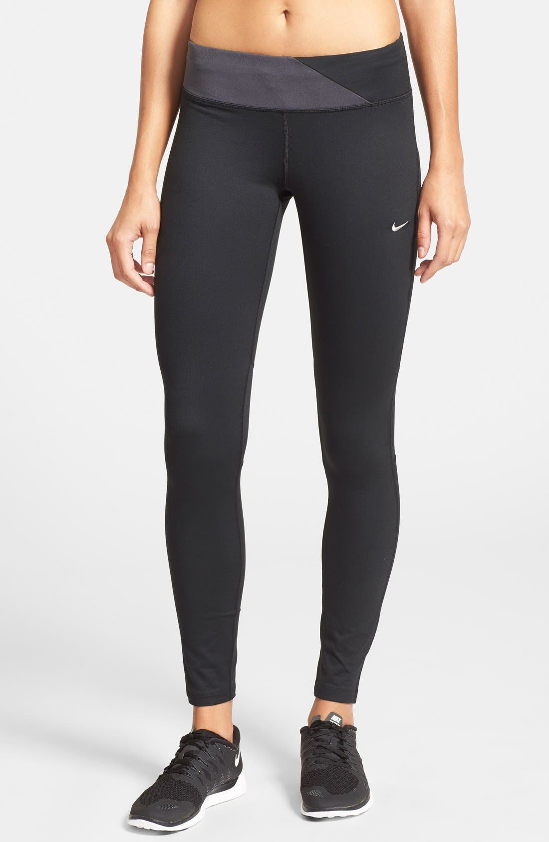 Alternate Image 1 Selected - Nike 'Epic Run' Tights