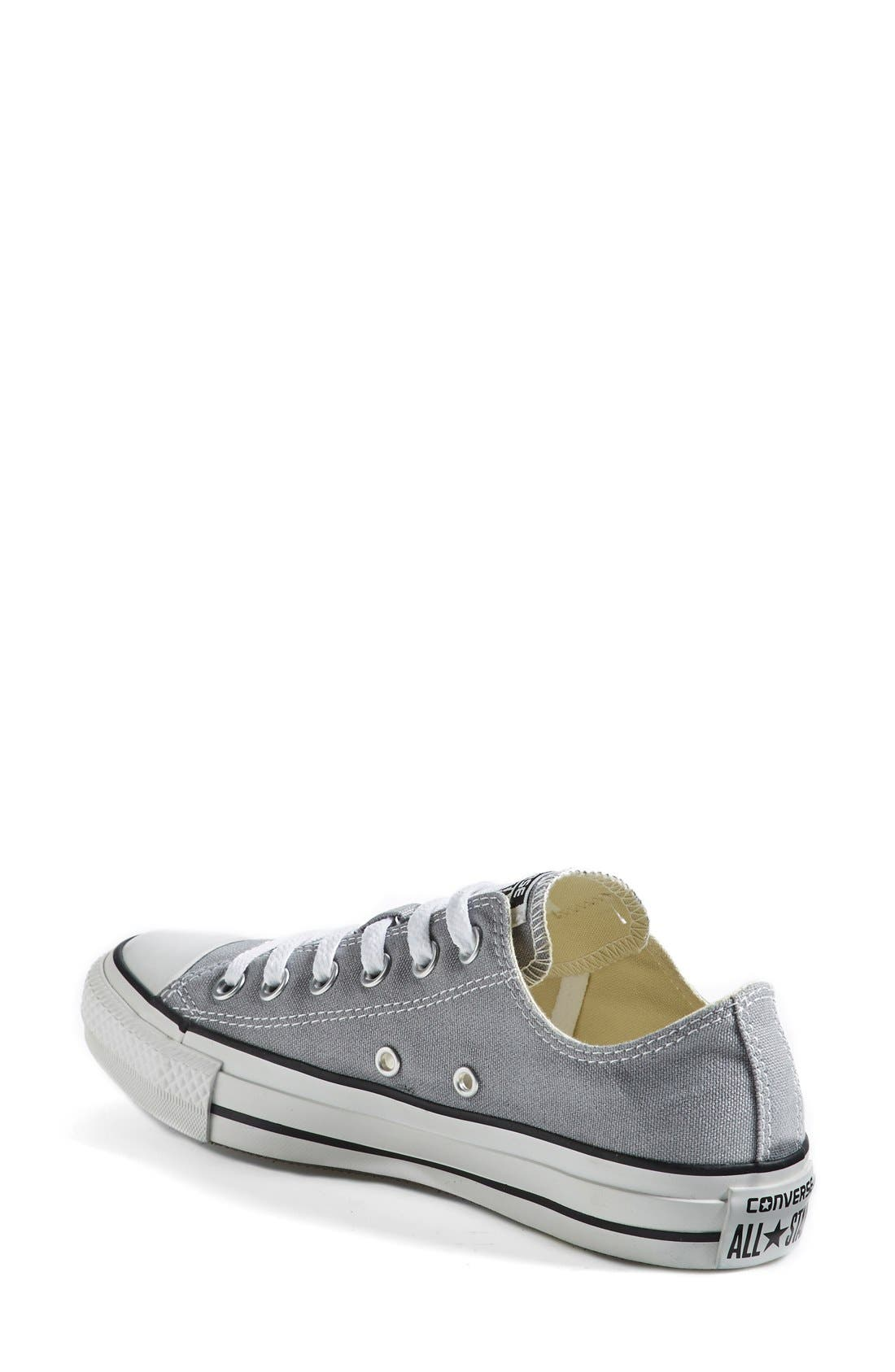 Chuck Taylor<sup>®</sup> All Star<sup>®</sup> Sneaker,                             Alternate thumbnail 2, color,                             Dolphin