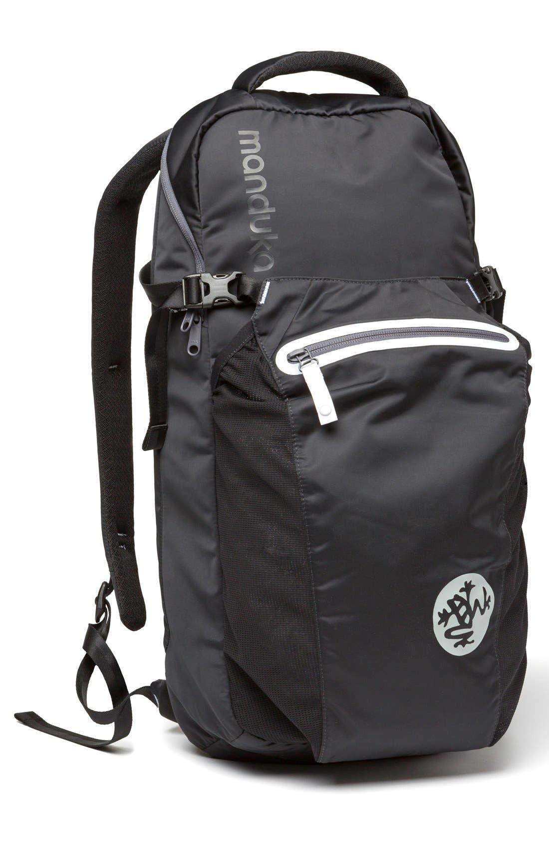 Alternate Image 2  - Manduka 'Go Free' Yoga Mat Backpack