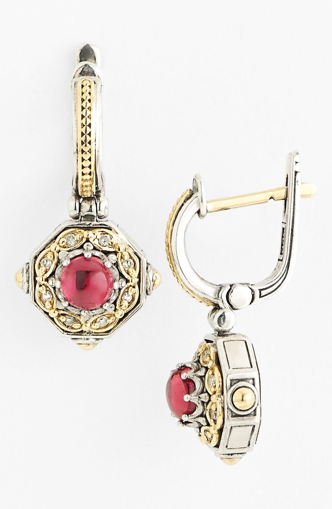 Alternate Image 1 Selected - Konstantino 'Hermione' Diamond Drop Earrings