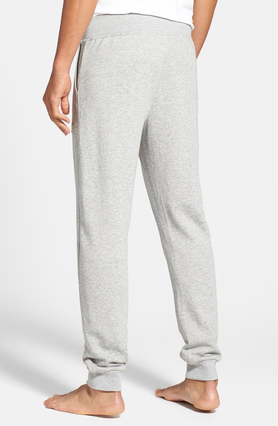 Alternate Image 2  - 2(x)ist Cotton Blend Lounge Pants