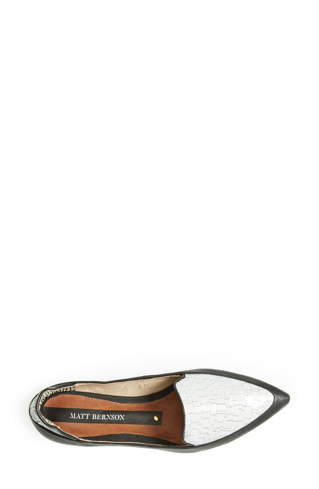 Alternate Image 3  - Matt Bernson 'Verona' Leather Loafer (Women)