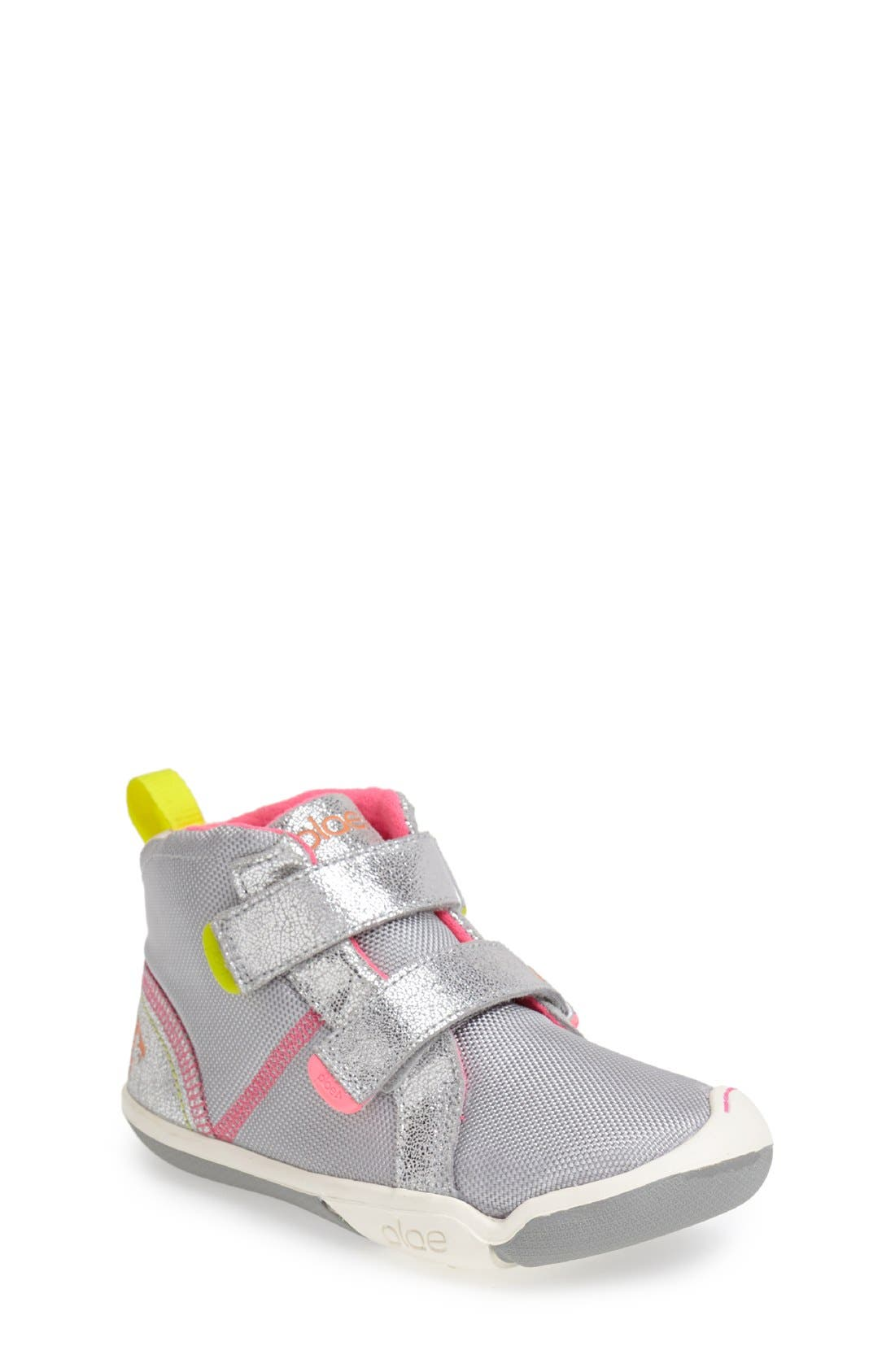 Main Image - PLAE 'Max' Customizable High Top Sneaker (Toddler & Little Kid)