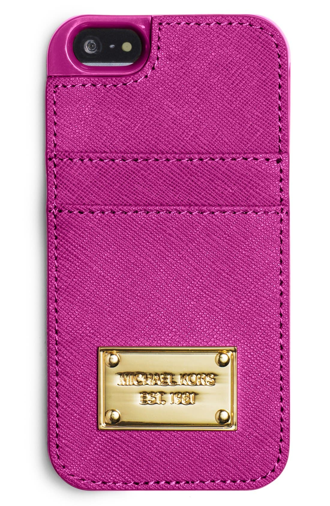 michael kors iphone case michael michael kors card holder iphone 5 amp 5s 3080