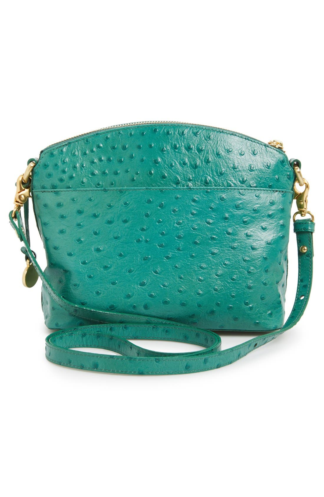 Alternate Image 3  - Brahmin 'Mini Duxbury' Leather Crossbody Bag