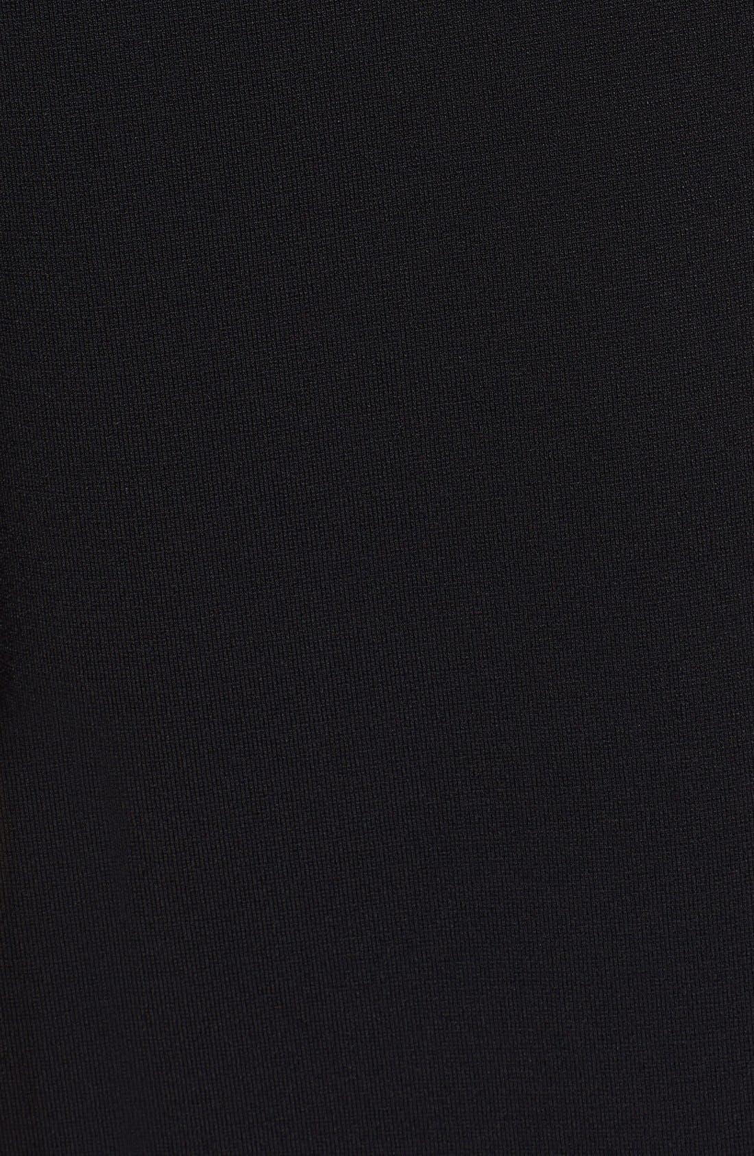 Alternate Image 4  - Valentino Leather Collar Top