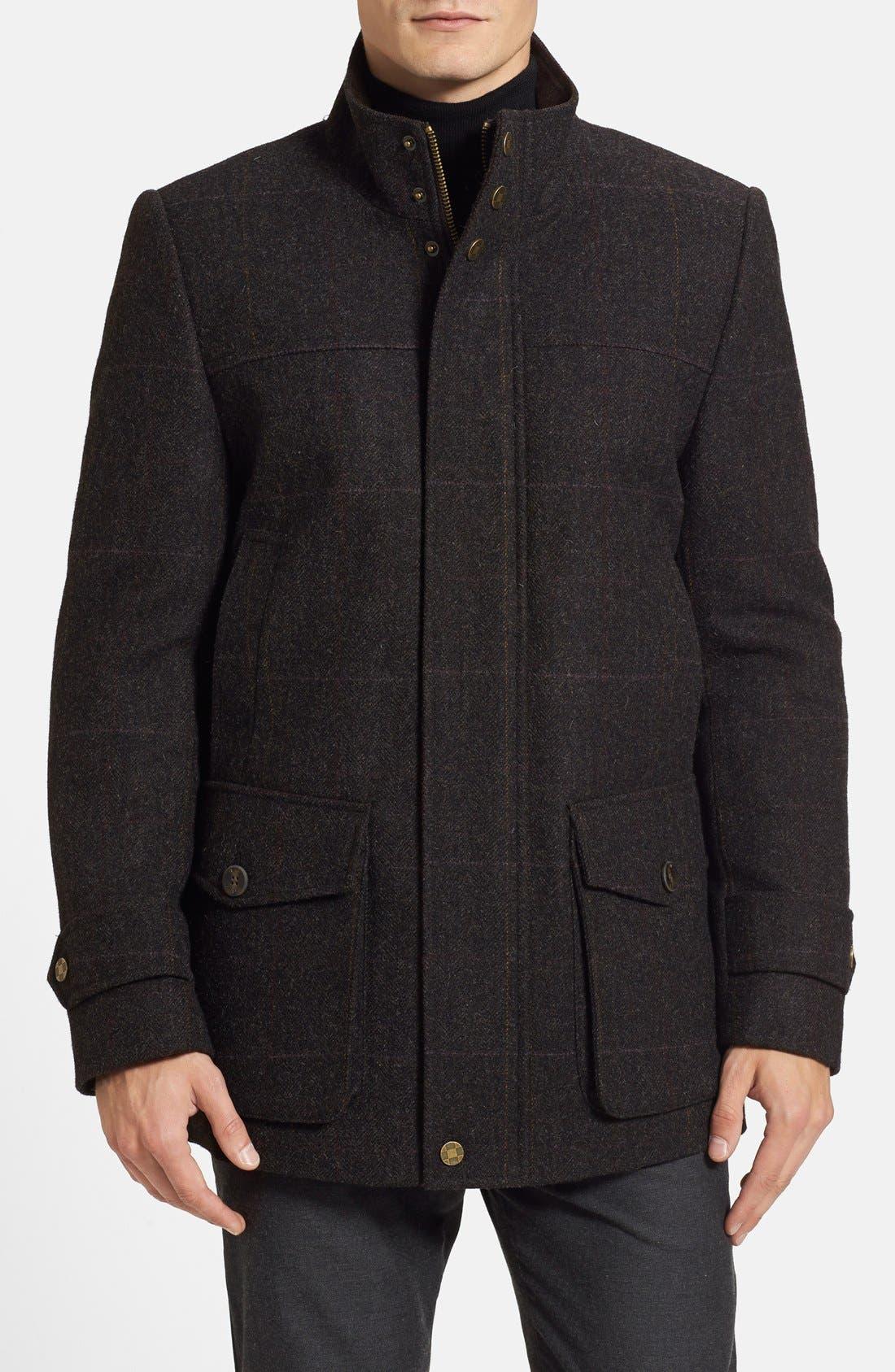 Vince Camuto 'Shetland' Luxury Wool Coat