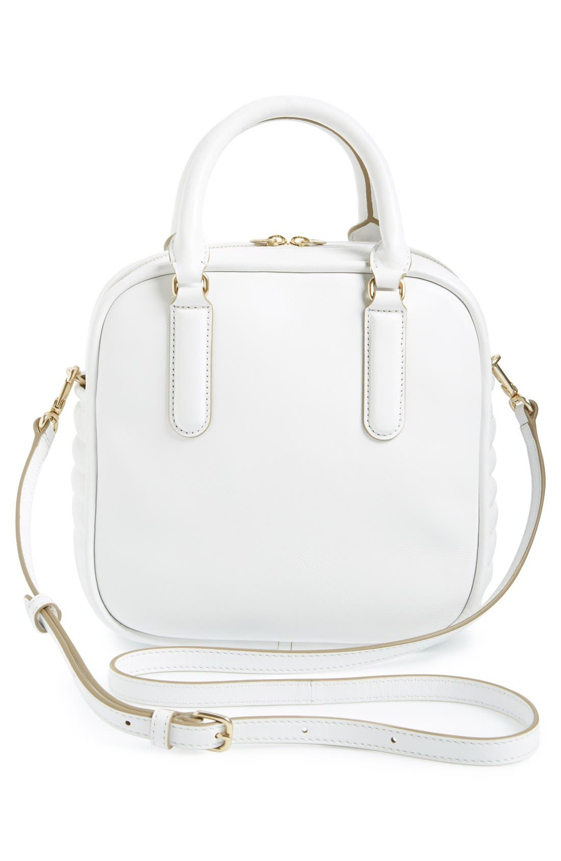 Alternate Image 4  - MARC BY MARC JACOBS 'The Big Bind - Stevie' Leather Satchel
