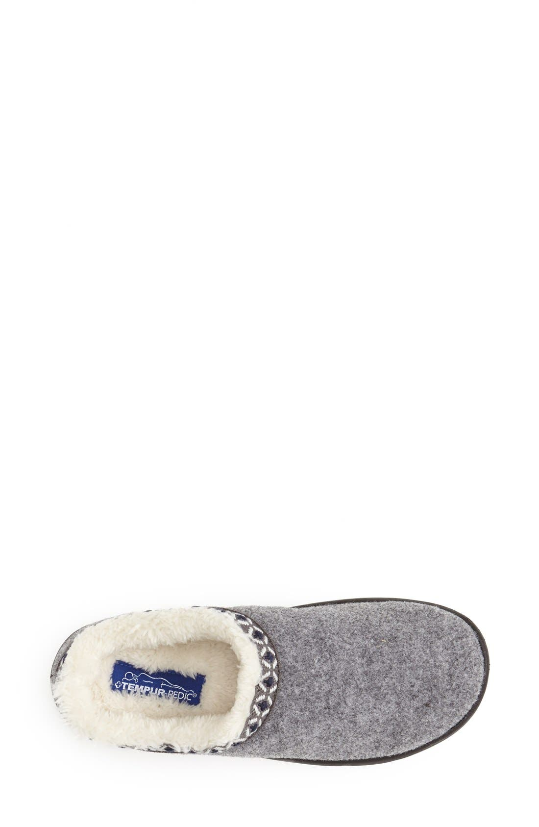 Alternate Image 3  - Tempur-Pedic® 'Subartic' Slipper (Women)