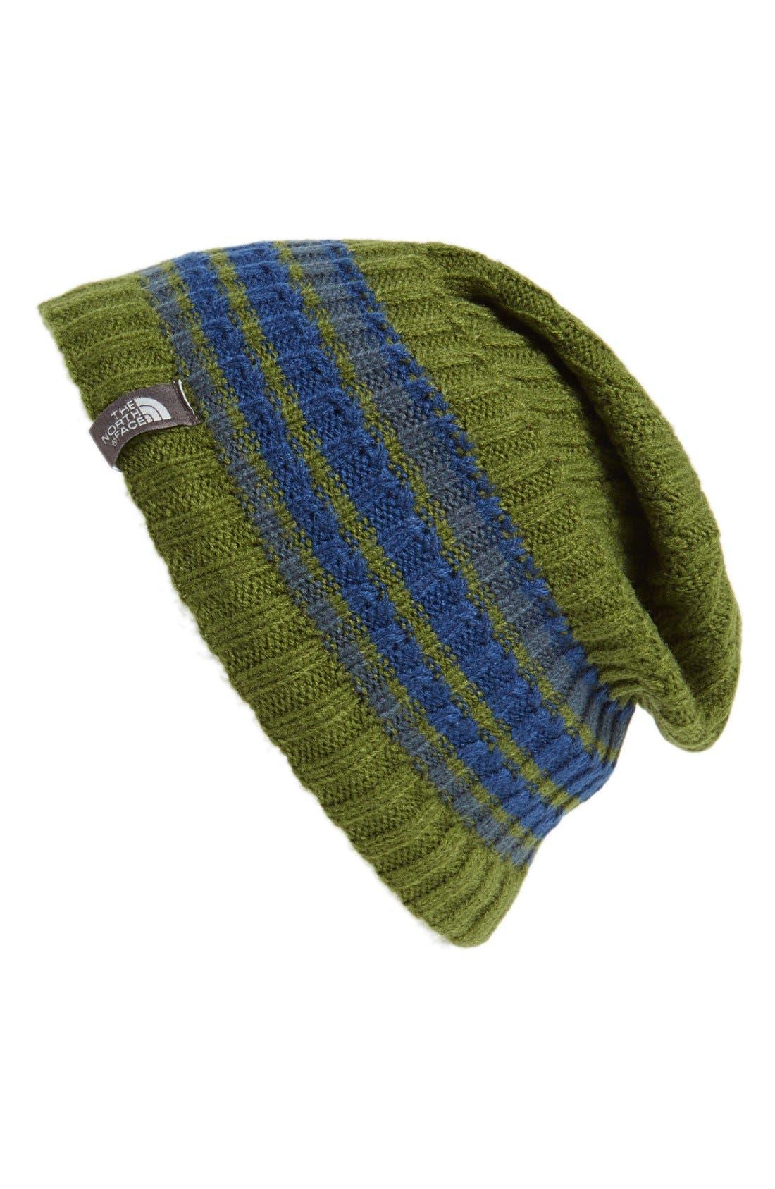 'The Blues' Beanie,                         Main,                         color, Scallion Green