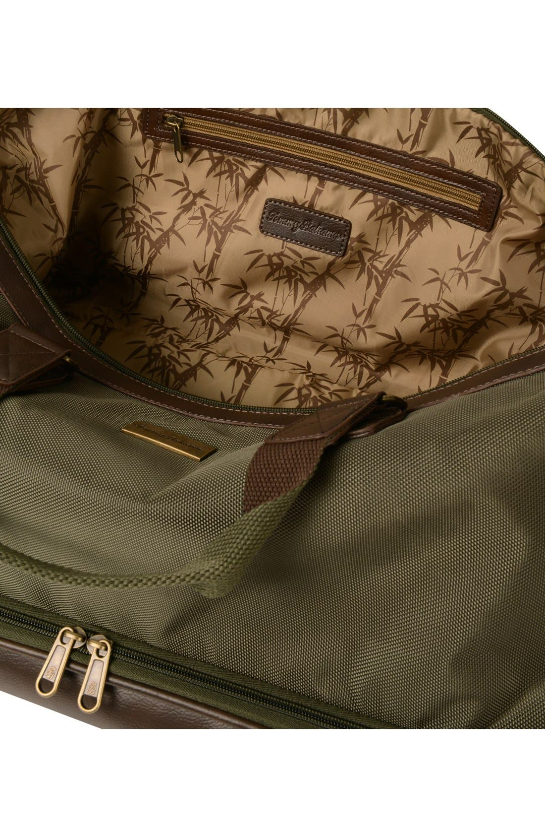 Alternate Image 3  - Tomy Bahama 'Surge' Duffel Bag