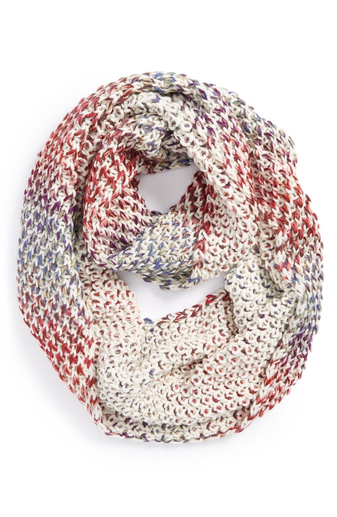 Main Image - Michael Stars Knit Infinity Scarf