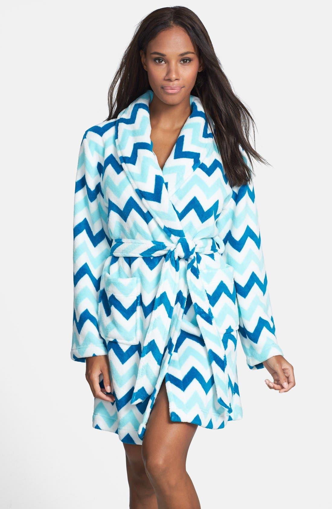 Alternate Image 1 Selected - Make + Model 'Soft As Snow' Plush Robe