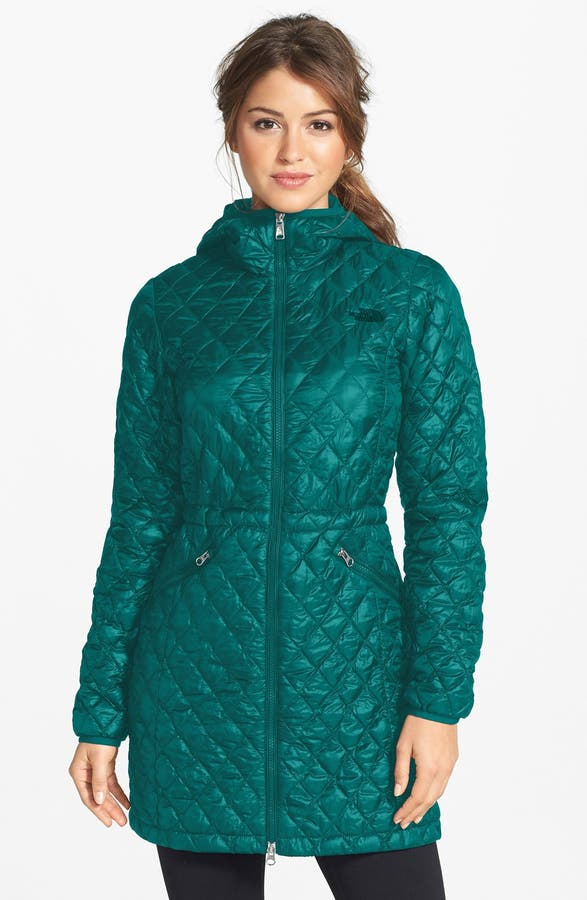 The North Face 'ThermoBall™' PrimaLoft® Quilted Coat | Nordstrom : north face quilted coats - Adamdwight.com