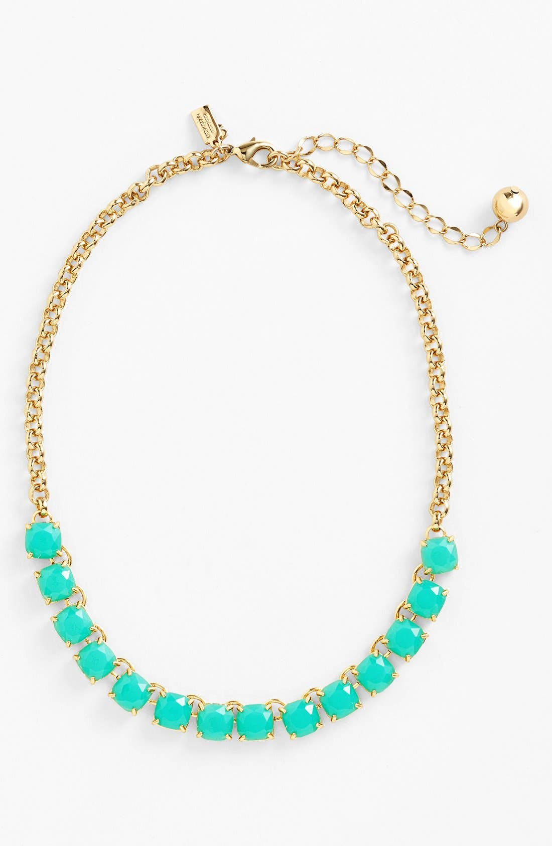 Main Image - kate spade new york 'squared away' collar necklace