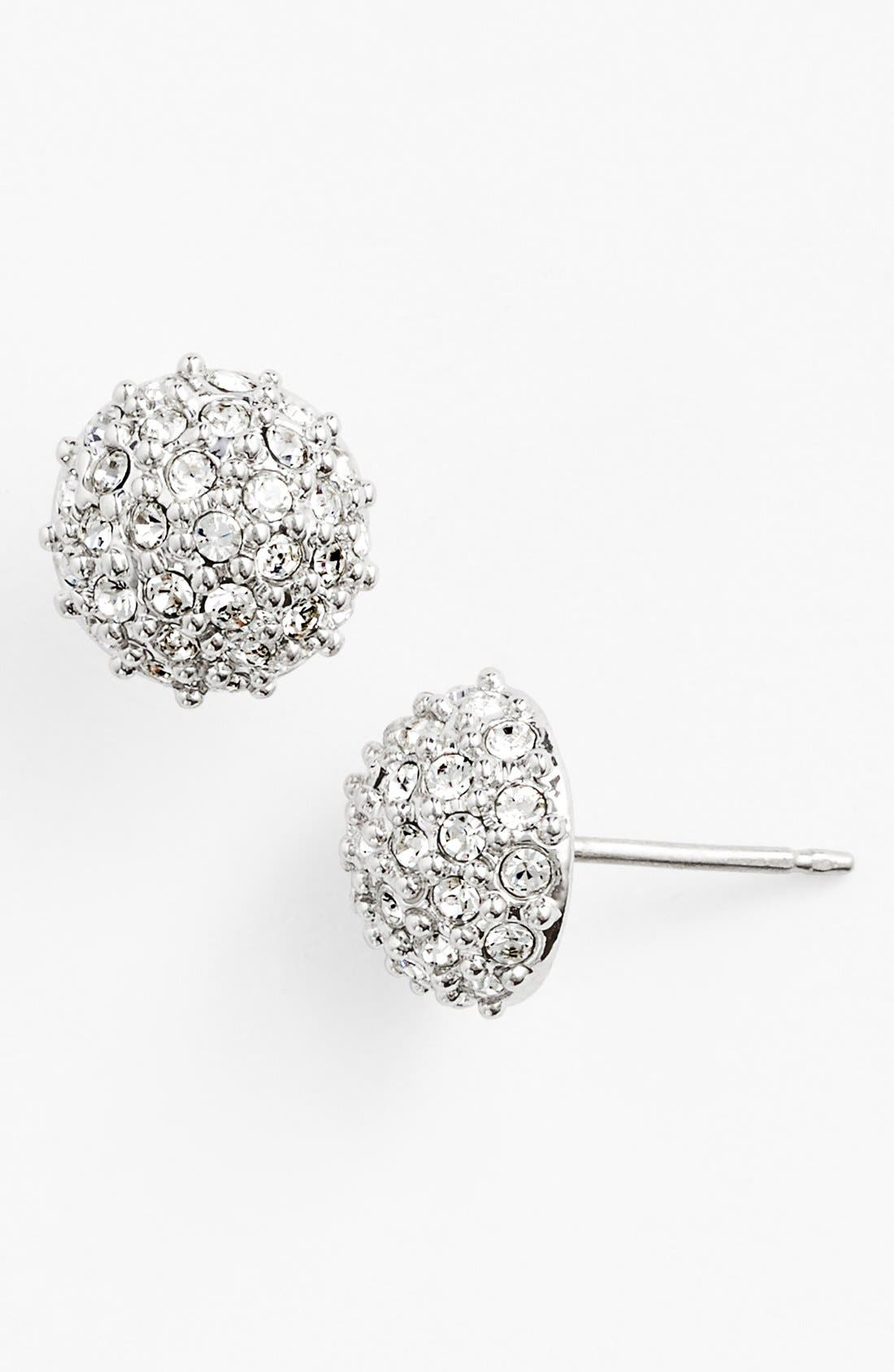 Main Image - kate spade new york 'night lounge' stud earrings