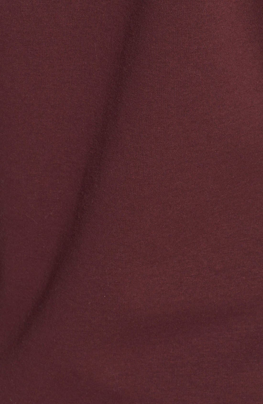 Alternate Image 4  - UGG® Australia 'Benson' Double Knit Hoodie