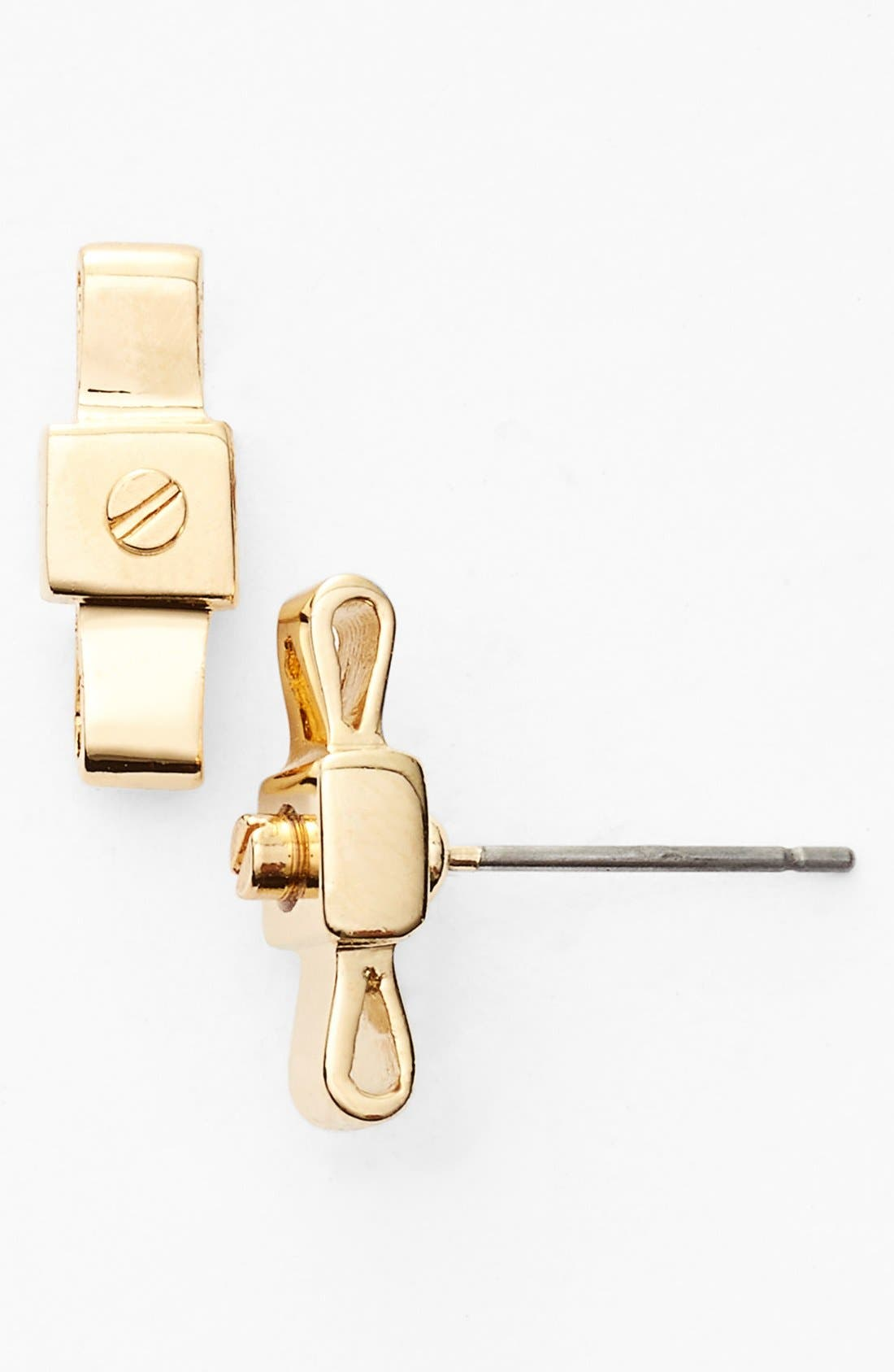 Main Image - MARC BY MARC JACOBS 'All Tied Up' Stud Earrings