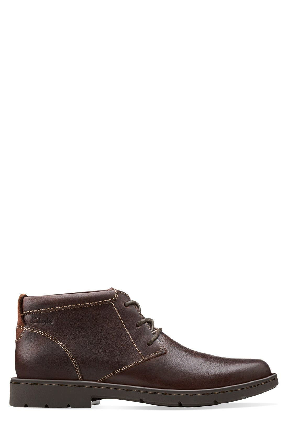 Alternate Image 3  - Clarks® 'Stratton - Limit' Plain Toe Boot (Men)