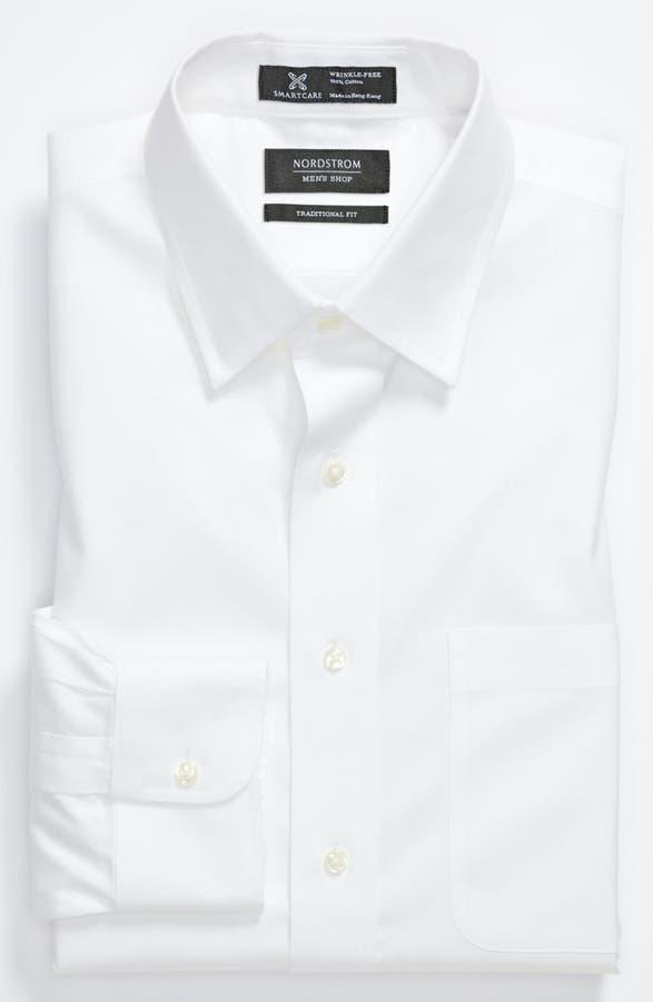 Nordstrom Men's Shop Smartcare™ Traditional Fit Dress Shirt ...