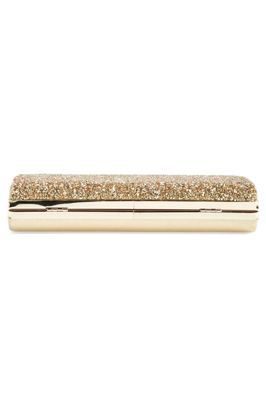 Alternate Image 5  - Natasha Couture Crystal Clutch