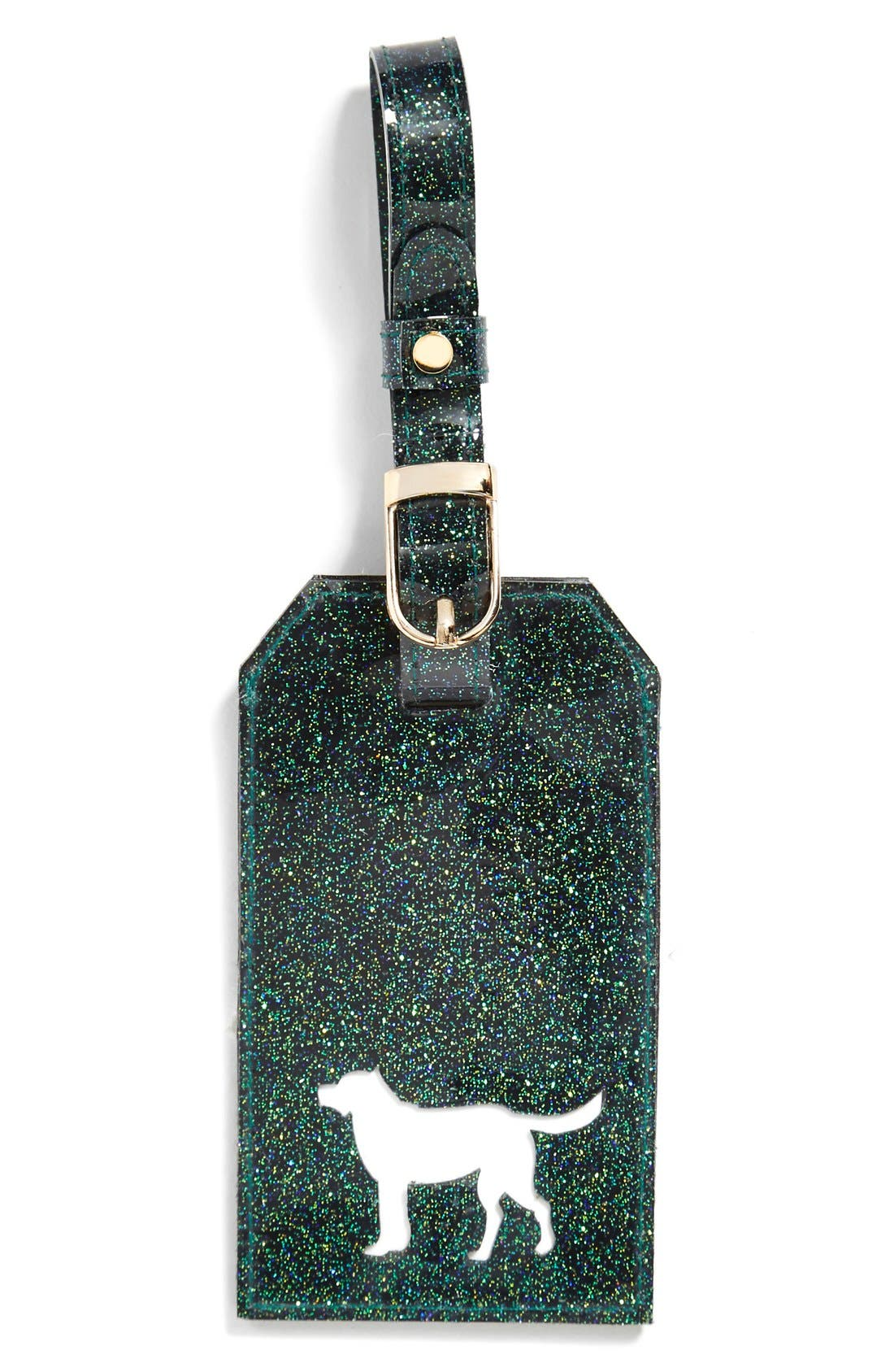 Alternate Image 1 Selected - Deux Lux 'Mercury' Luggage Tag