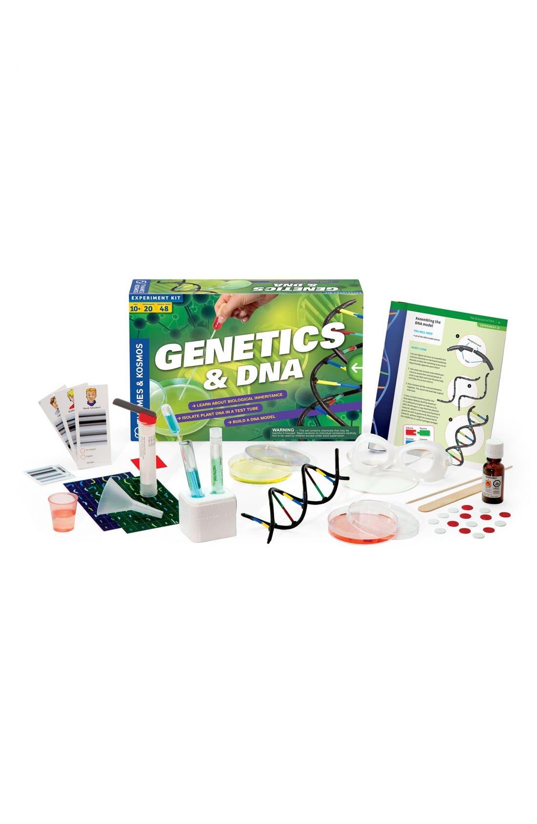 Thames & Kosmos 'Genetics & DNA 2.0' Experiment Kit