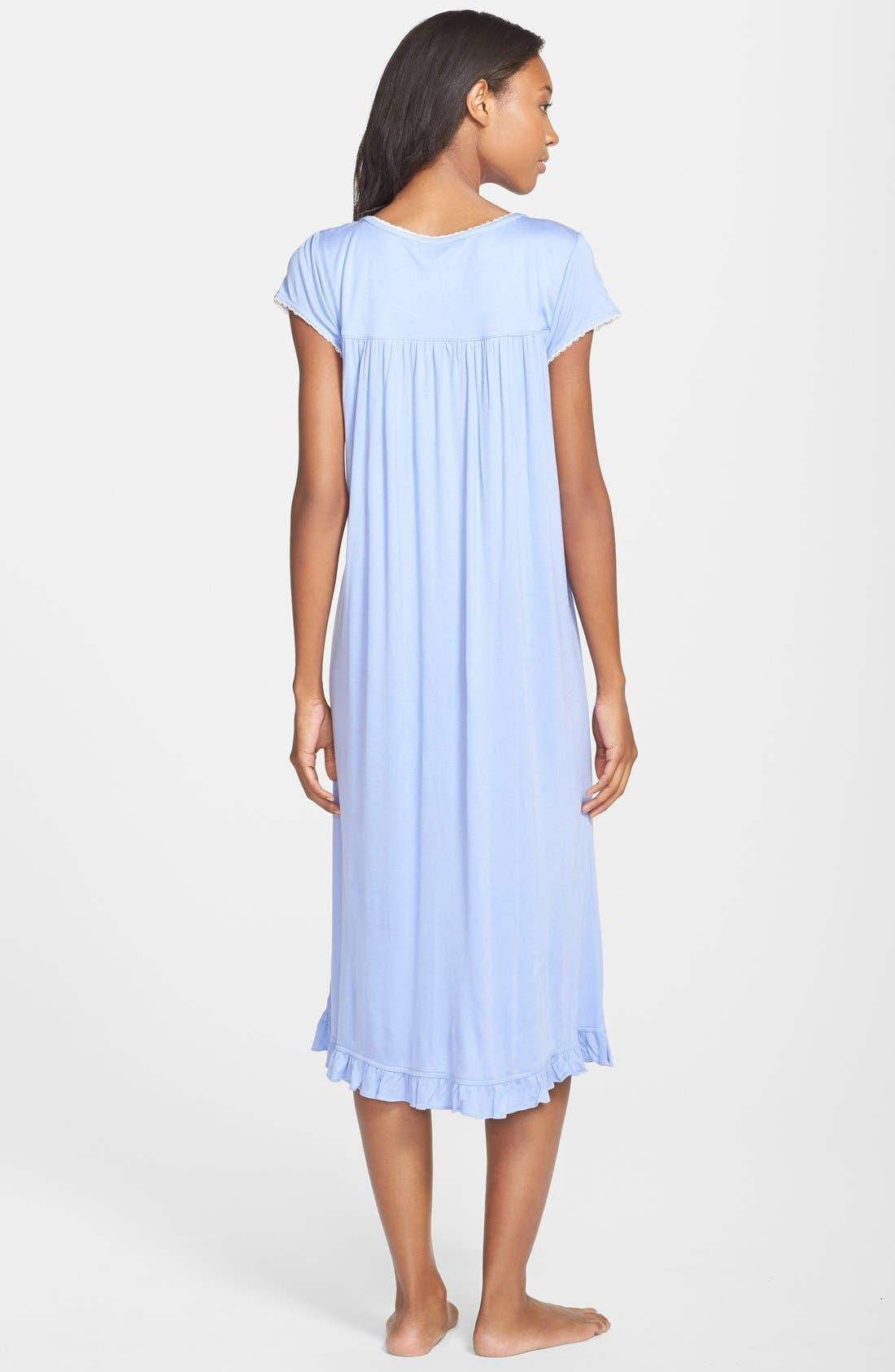 Alternate Image 2  - Eileen West 'Radiant Spirit' Nightgown