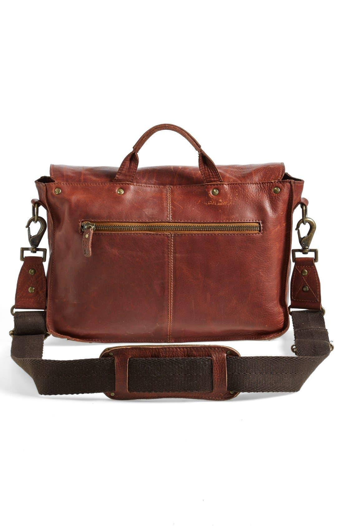 Alternate Image 3  - Will Leather Goods 'Kent' Messenger Bag