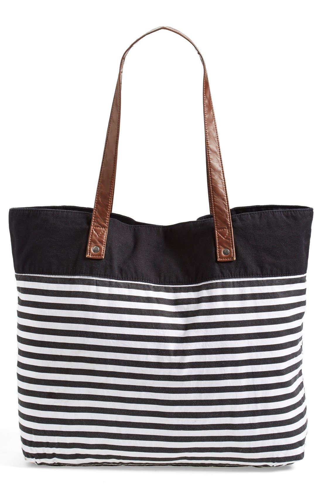 Alternate Image 4  - Rip Curl 'That Stripe' Beach Bag