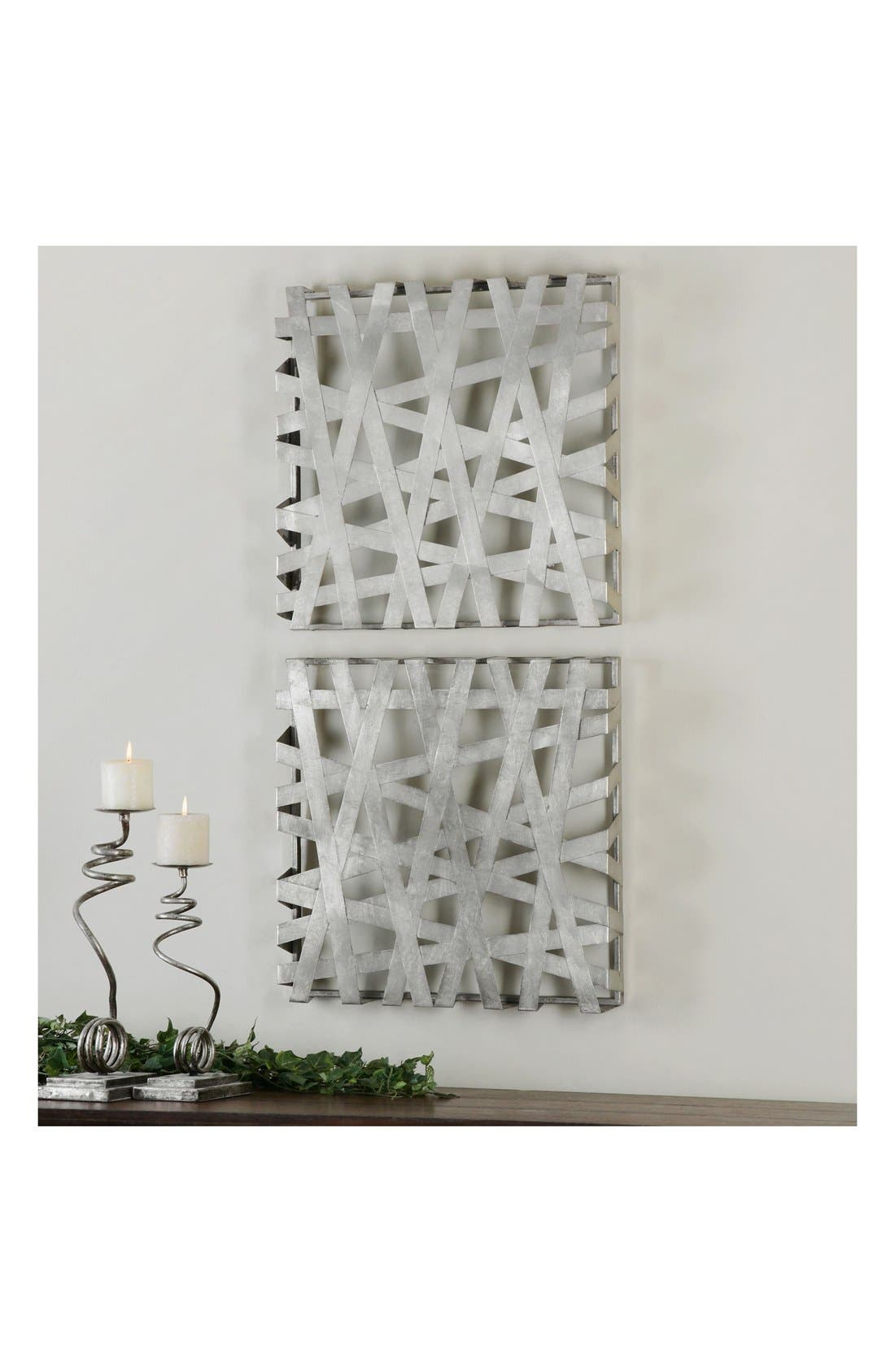 Alternate Image 2  - Uttermost 'Alita Squares' Wall Art