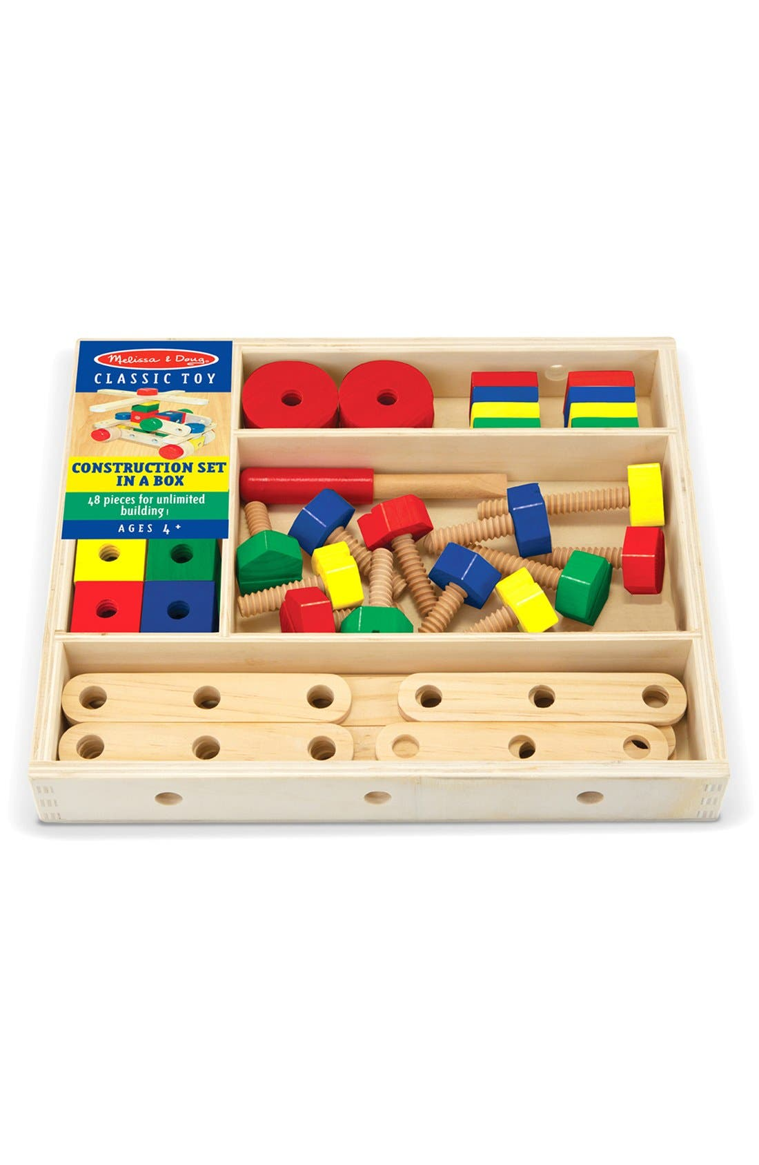 Alternate Image 2  - Melissa & Doug Construction Set in a Box