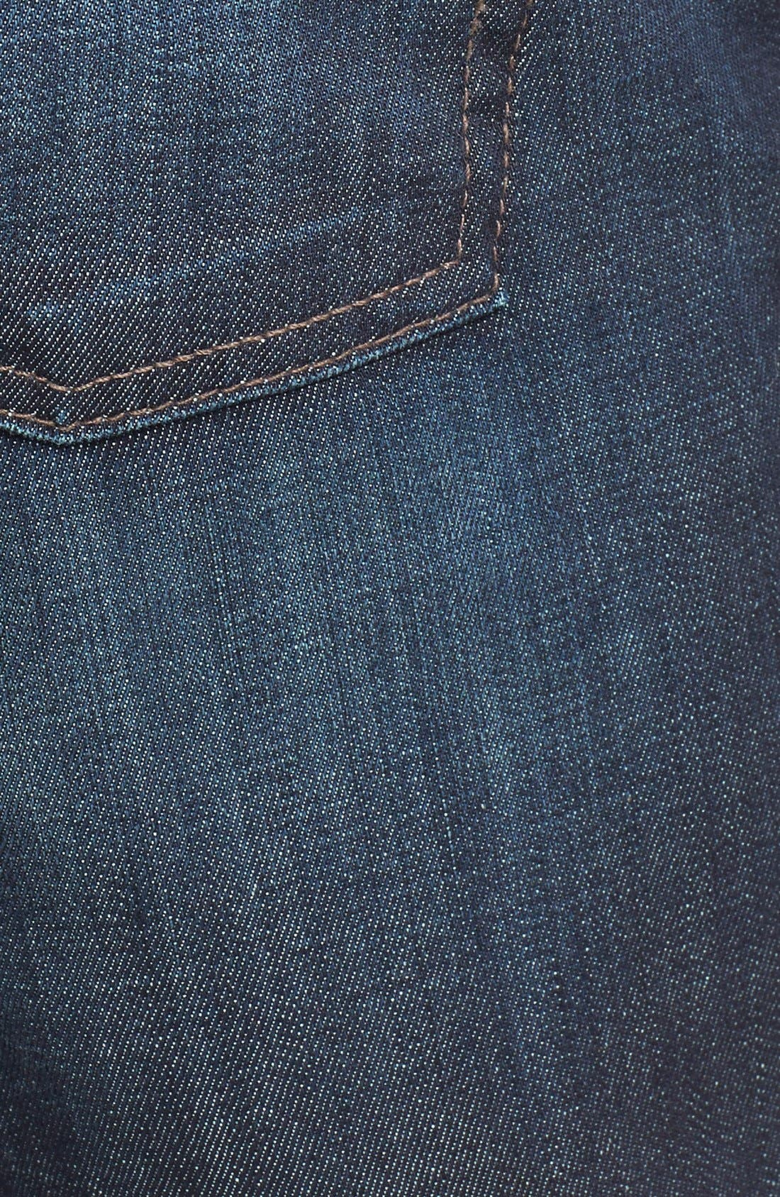 Alternate Image 4  - Fidelity Denim 'Jimmy' Slim Straight Leg Jeans (Harvard)