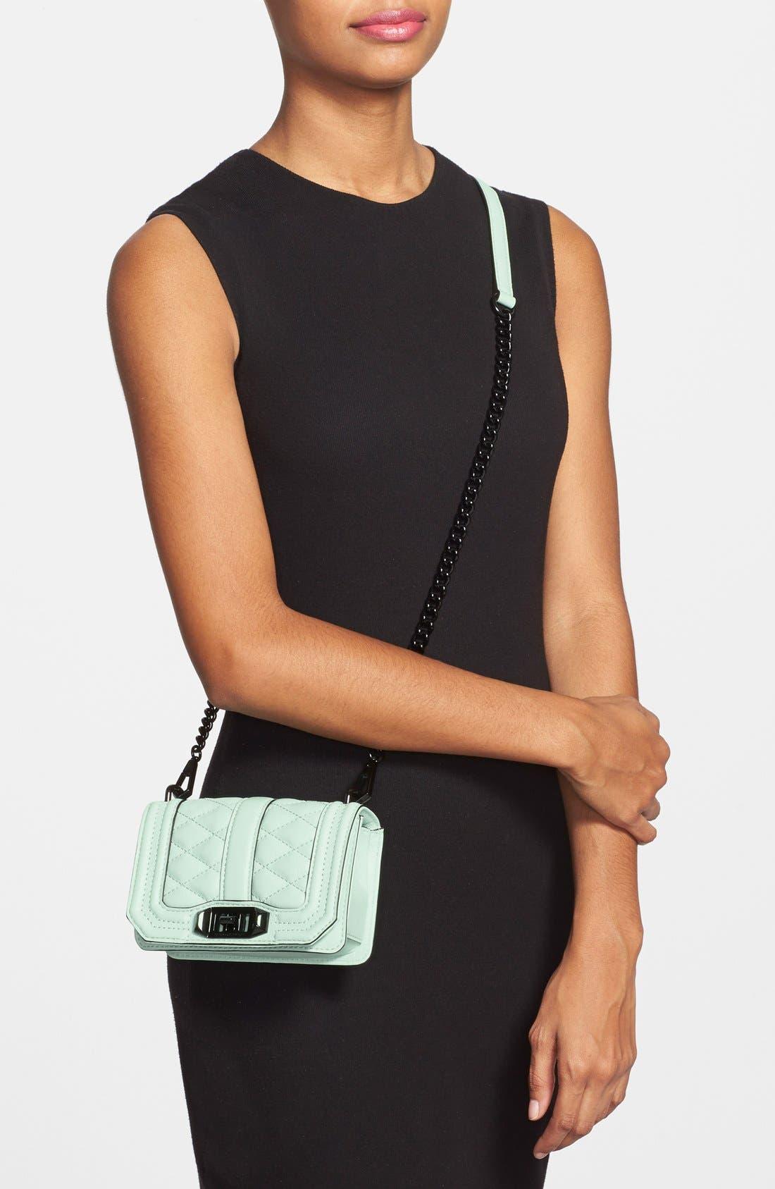 Alternate Image 2  - Rebecca Minkoff 'Mini Love' Crossbody Bag