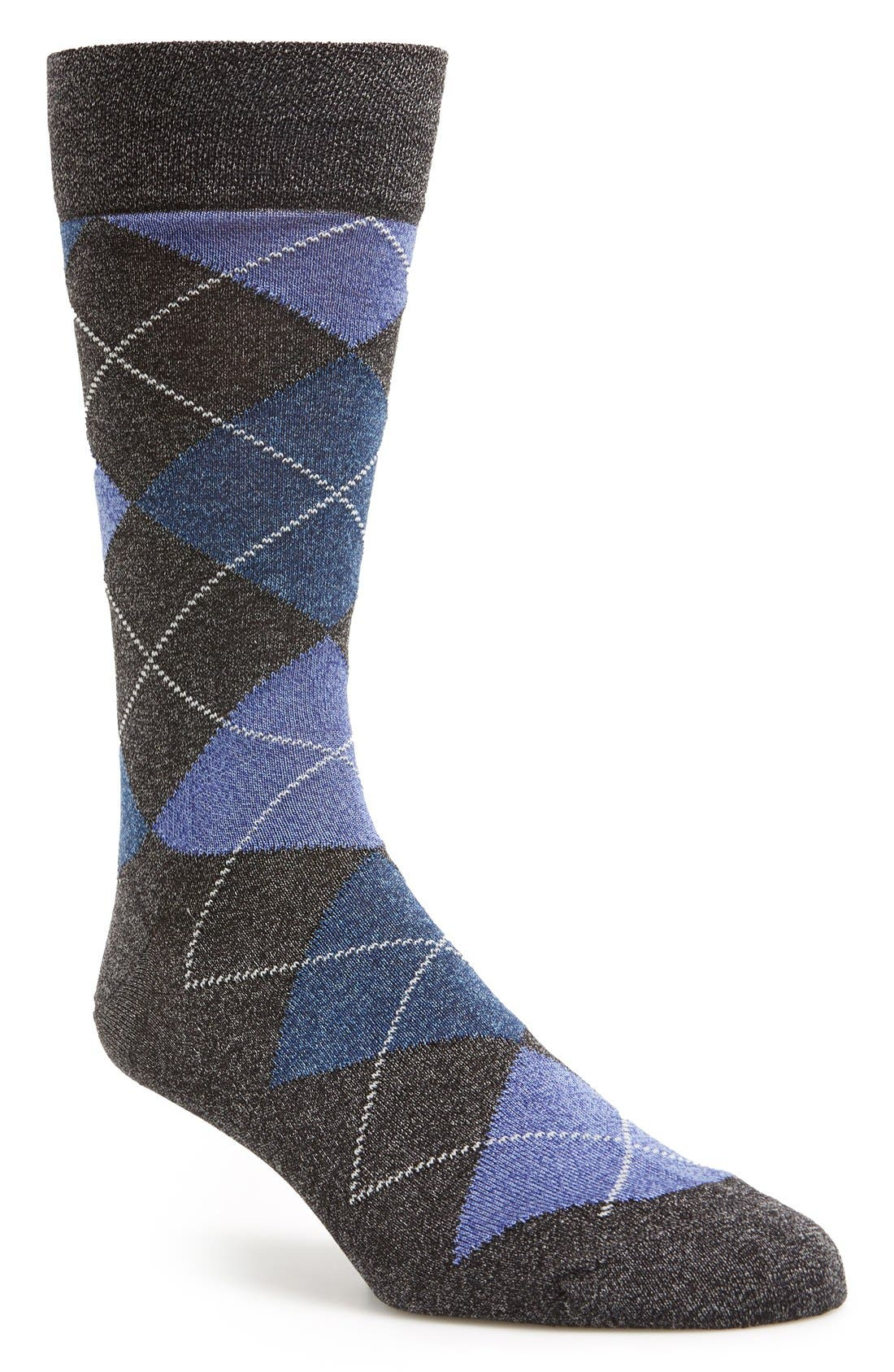 Alternate Image 1 Selected - Marcoliani Argyle Socks