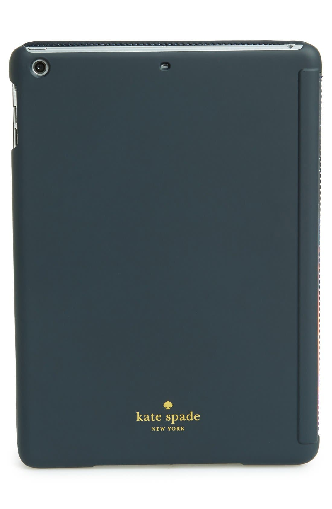 Alternate Image 4  - kate spade new york 'space cadet' print iPad Air hardcase folio