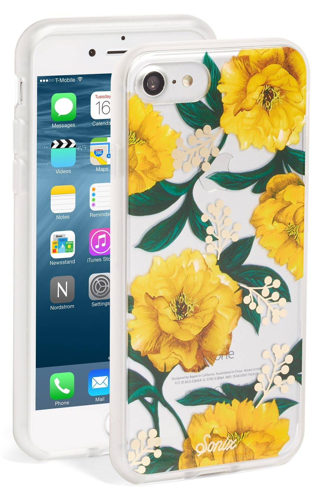 SONIX Poppy iPhone 7 & 7 Plus Case
