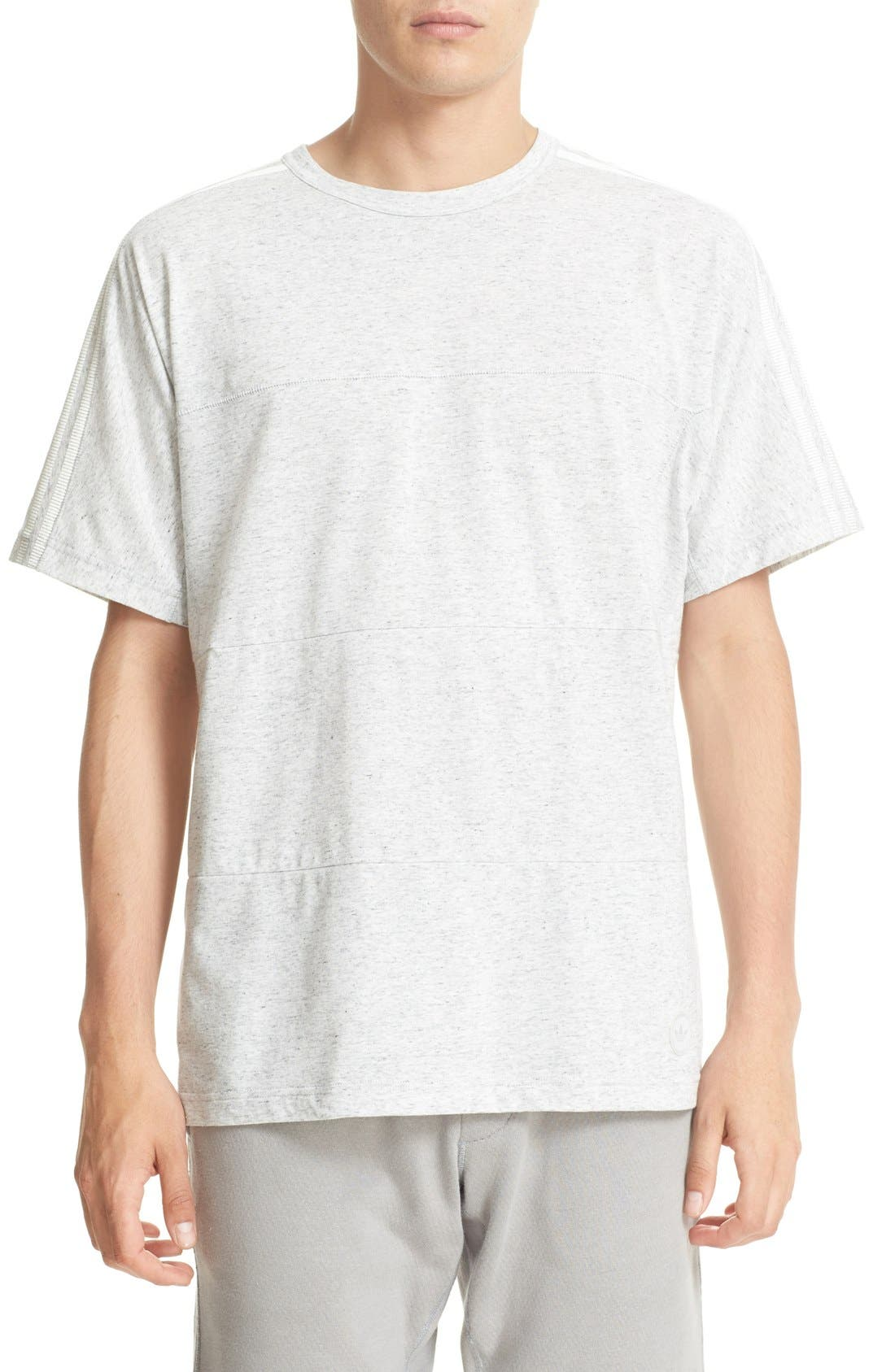 Alternate Image 1 Selected - wings + horns x adidas Cotton Blend T-Shirt