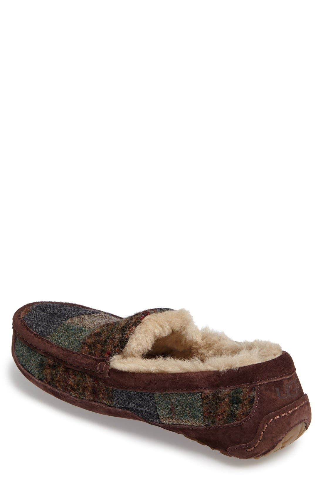 Alternate Image 2  - UGG® Ascot UGGpure Slipper (Men)