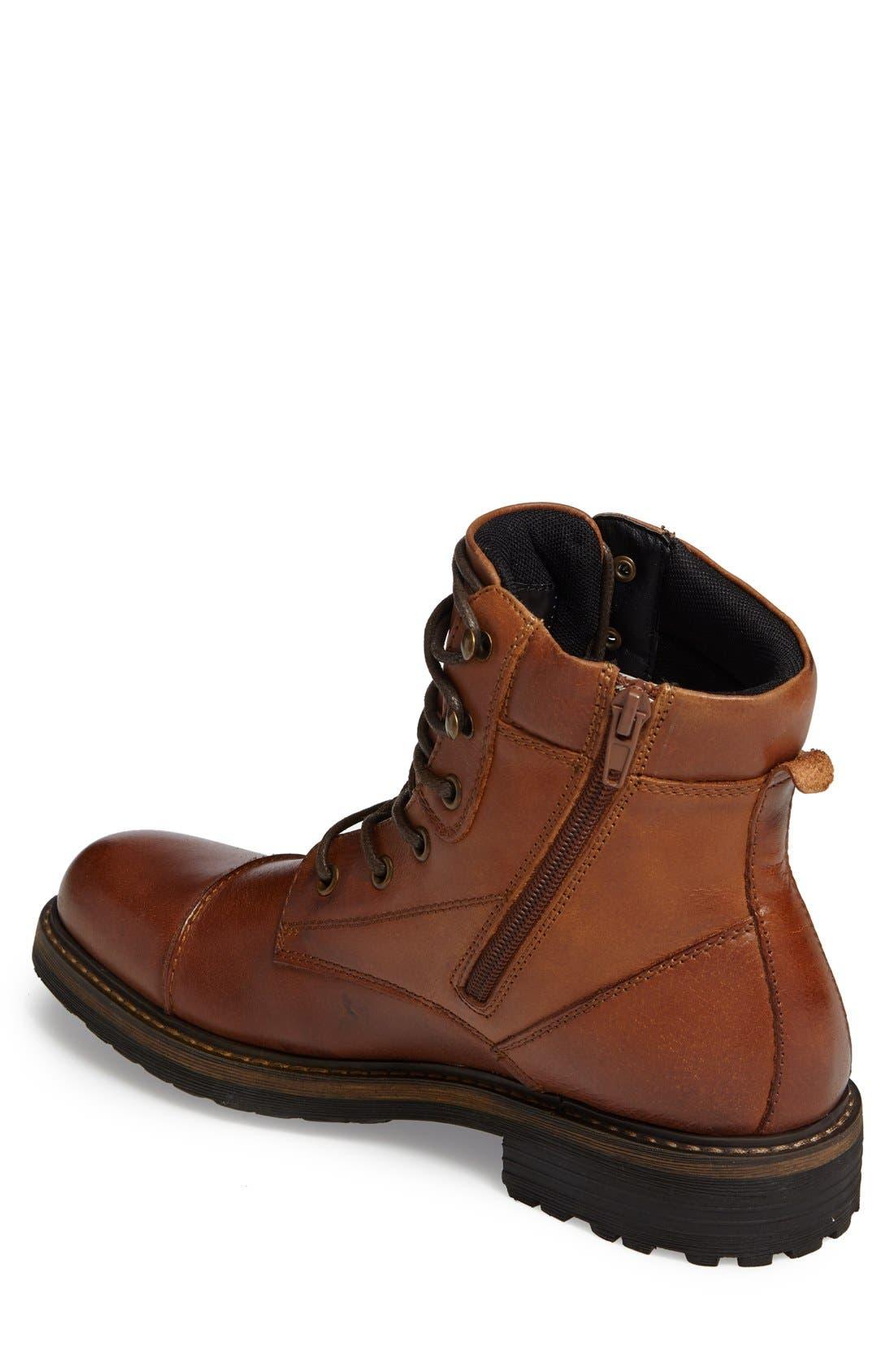 Alternate Image 2  - The Rail Derek Cap Toe Boot (Men)