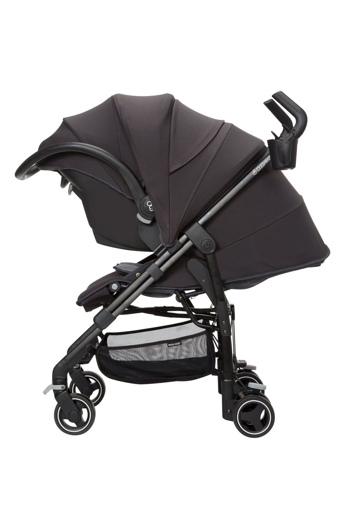 Alternate Image 5  - Maxi-Cosi® Dana Sweater Knit Special Edition Stroller