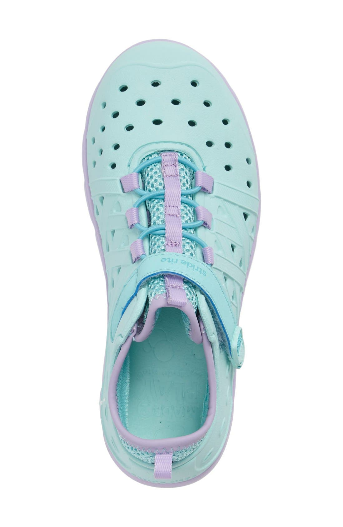 Made2Play<sup>®</sup> Phibian Sneaker,                             Alternate thumbnail 3, color,                             Turquoise