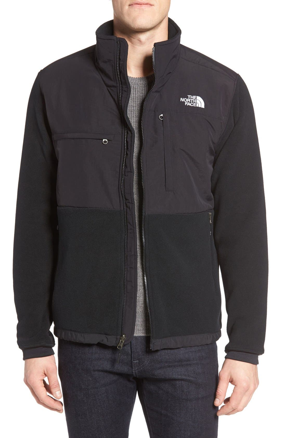 Alternate Image 1 Selected - The North Face Denali 2 Recycled Fleece Jacket