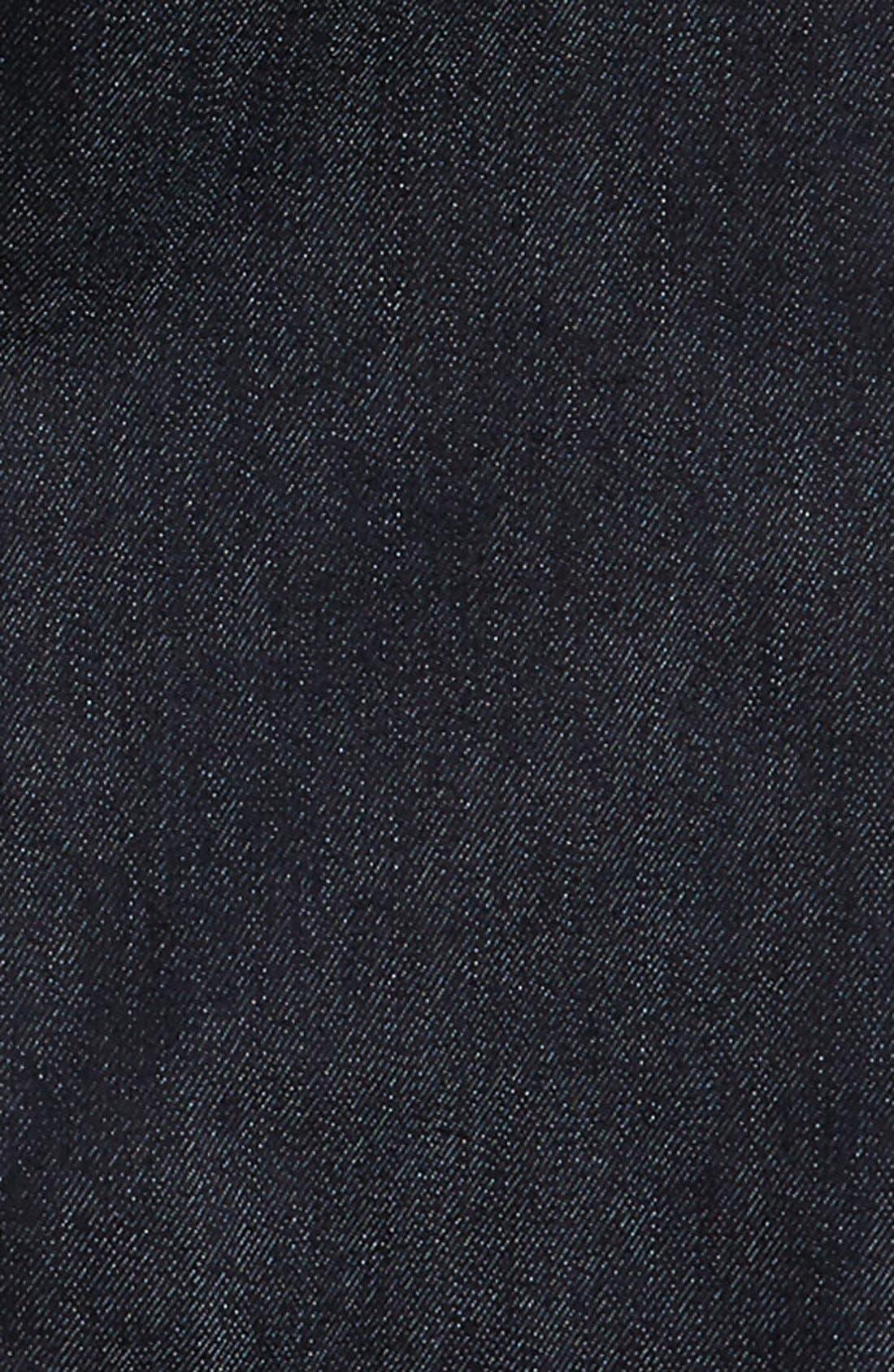 Brixton Straight Leg Jeans,                             Alternate thumbnail 3, color,                             Ashton