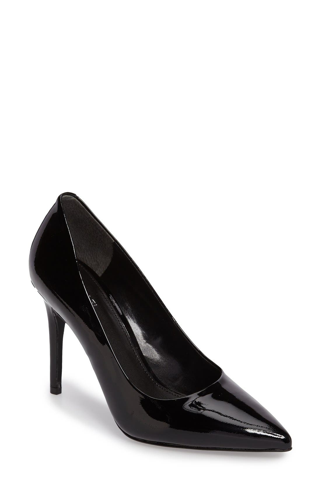 Alternate Image 1 Selected - MICHAEL Michael Kors Claire Pointy Toe Pump (Women)