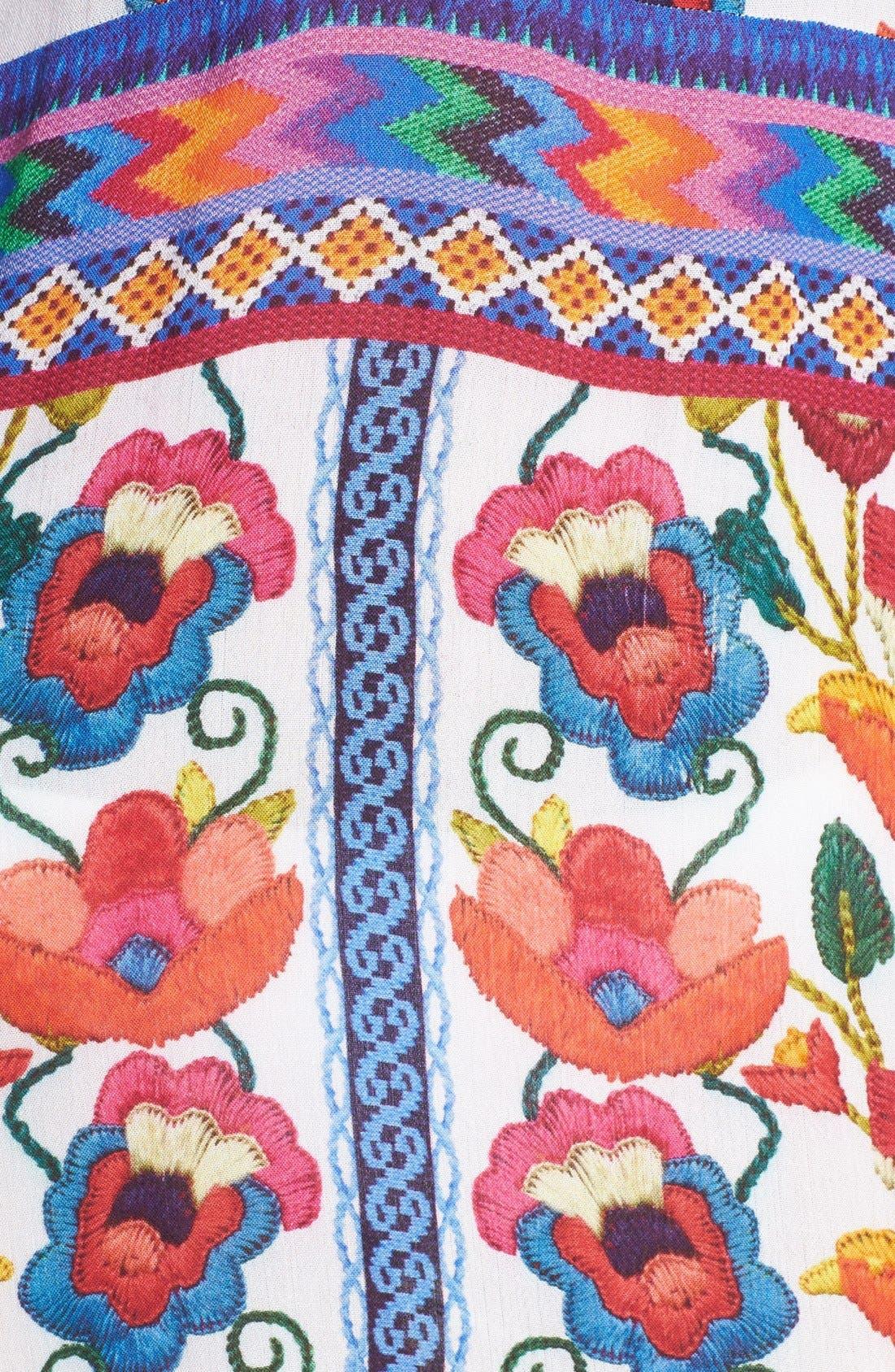 Alternate Image 5  - Nanette Lepore Antigua Cover-Up Tunic