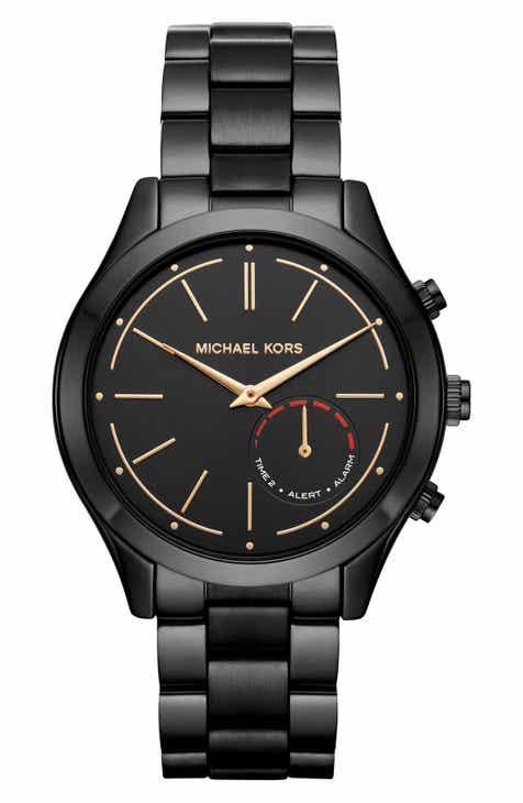 1d6697dd6f2 MICHAEL Michael Kors Slim Runway Smart Watch